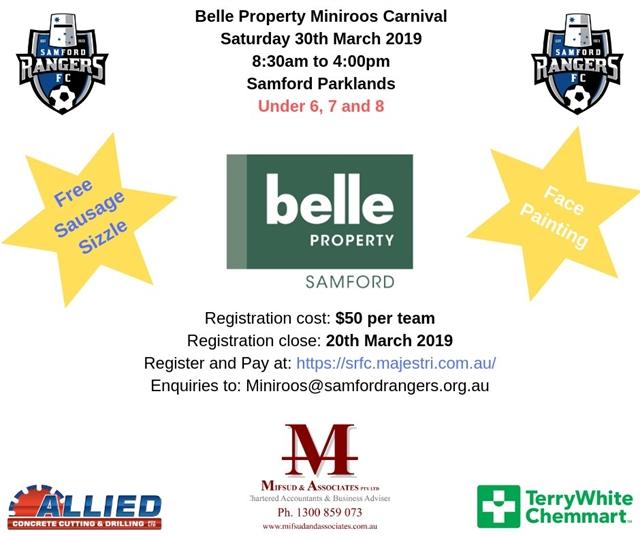 Belle Property Carnival v 2
